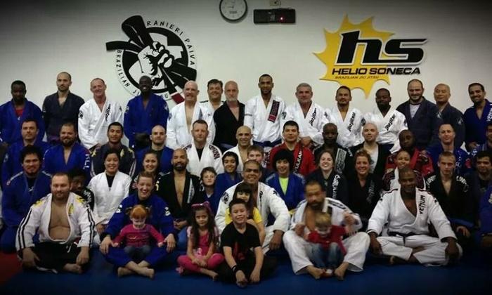 Ranieri Paiva Brazilian Jiu-jitsu Academy/gracie Elite Brazilian Jiu Jitsu - Cumberland: $63 for $139 Worth of Martial-Arts Lessons — Ranieri Paiva Brazilian Jiujitsu Academy