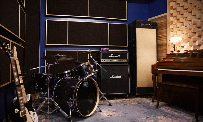 Rose Studios - Greenpoint: Six Hours of Recording-Studio Time from Rose Studios (45% Off)