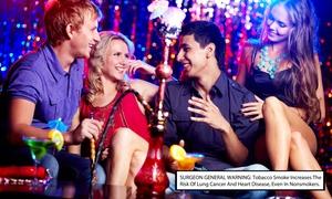 La Perle Hookah Lounge: Up to 53% Off Hookah for 2, 4 or 6 at La Perle Hookah Lounge