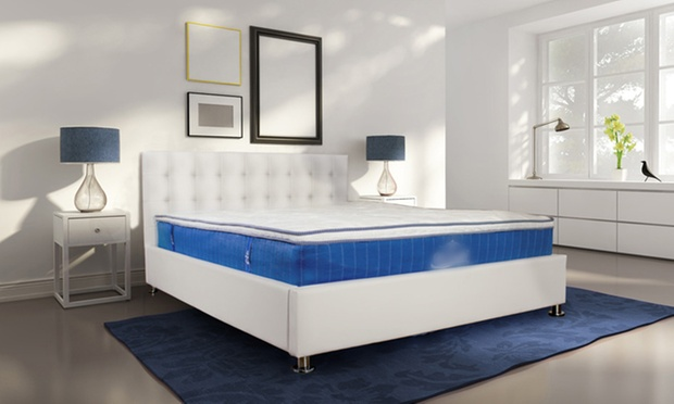 lit coffre de luxe de sampur groupon. Black Bedroom Furniture Sets. Home Design Ideas