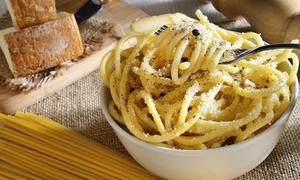 CASA NARDON: Menu degustazione di risotti e pasta con calice di vino per 2 o 4 persone al ristorante Casa Nardon (sconto fino a 56%)