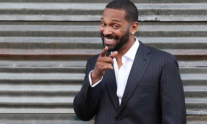 Mike Epps - Garden District: $25 for One Ticket to Mike Epps at Baton Rouge River Center Arena on June 14 (Up to $48 Value)