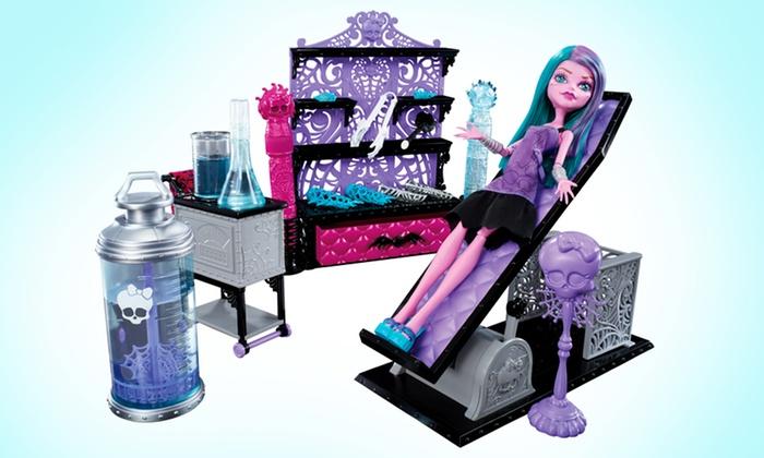 Monster High Create-a-Monster Design Chamber: Monster High Create-a-Monster Color Me Creepy Design Chamber. Free Returns.