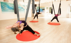 Up to 79% Off Fitness Classes at Harmonia, plus 9.0% Cash Back from Ebates.
