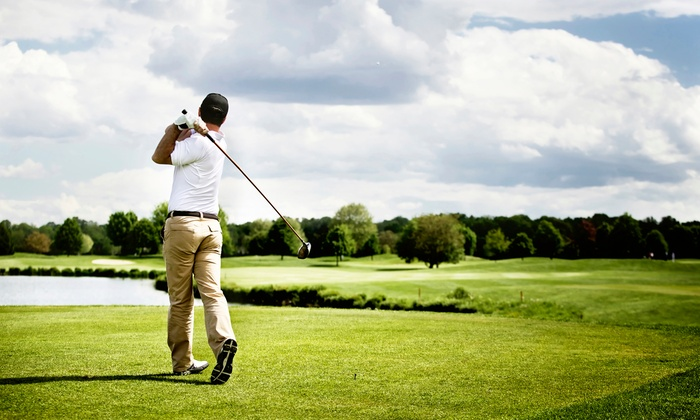 Shoshone Golf and Tennis Club - Kellogg: 18-Hole Round of Golf for Two or Four with Cart Rental at Shoshone Golf and Tennis Club in Osburn (Up to 49% Off)