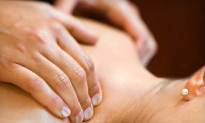 The Amma Station - Sunnyvale: One or Three 70-Minute Full-Body Acupressure Massages at The Amma Station (Up to 61% Off)