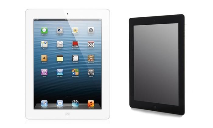 Apple 64GB iPad 4 with Retina Display WiFi and 4G/LTE: Apple 64GB iPad 4 with Retina Display WiFi and 4G/LTE for Verizon or Sprint