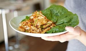 Thai Garden Restaurant: Dine-In or Takeout Thai Cuisine at Thai Garden Restaurant (Up to 40% Off)