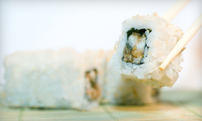 The Appetizer Store - North Scottsdale: $45 for Assorted Sushi Platter at The Appetizer Store in Scottsdale ($89.99 Value)