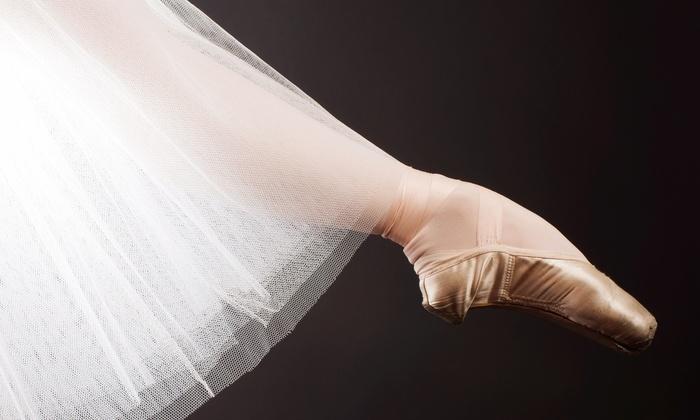 Joffrey Ballet School - Greenwich Village: 5 or 10 Adult Dance Classes at Joffrey Ballet School (Up to 49% Off)
