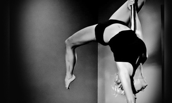Pole Play Dance Studio - North Park: $19 for Two Pole-Dancing Classes at Pole Play Dance Studio ($40 Value)