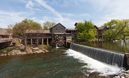 Groupon Deal: Stay at River Place Condos in Pigeon Forge, TN. Dates Available into February.