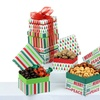 3-Tier Gift Tower with Candies, Nuts, and Chocolates