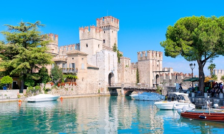 ✈ Milan and Lake Garda: 4 or 6 Nights at a Choice of Hotels with Return Flights and Internal Train Transfer*