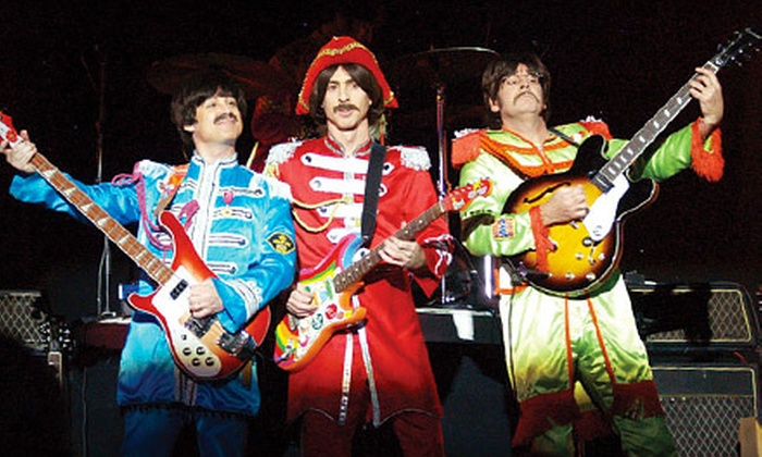 BeatleShow! - The Strip: BeatleShow! Tribute Concert for One or Two at Saxe Theater (Up to 69% Off)