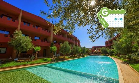 Marrakech: apartamento de 2 habitaciones para 5 personas en Oliva Condominium Hotel