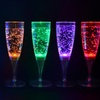 Magic Liquid-Activated Light-Up Champagne Glasses