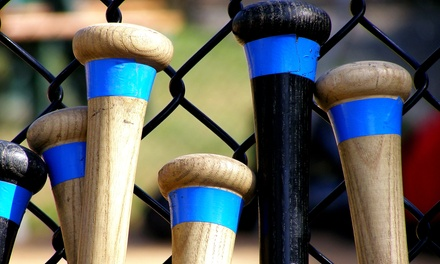 Batting Practice at Double Play Sports Complex (Up to 63% Off). Four Options Available.
