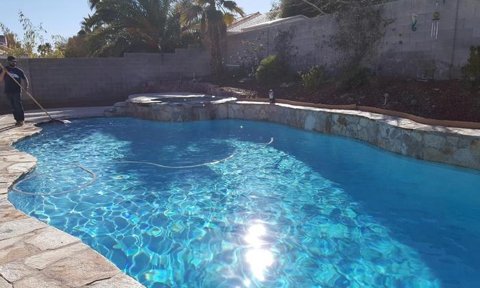 Ziegler Pool & Spa - Las Vegas: $86 for $160 Groupon — Ziegler Pool & Spa