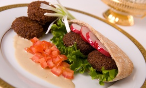 Pitasub Express: Lebanese Food and Drinks at Pitasub Express (Up to 42% Off). Two Options Available.