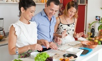 Japanese Seafood Cookery Class for One or Two at Billingsgate Seafood Training School (43% Off)