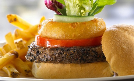 Classic Pub Food for Dinner for Two or Four at Shelly's Tap and Grill (Up to 54% Off)