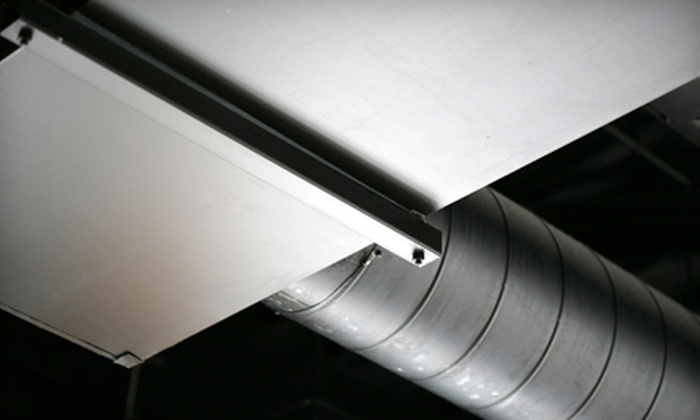 The Duct Guy - Winnipeg: Duct Cleaning for 10 Vents or Complete Furnace Cleaning from The Duct Guy (Up to 72% Off)