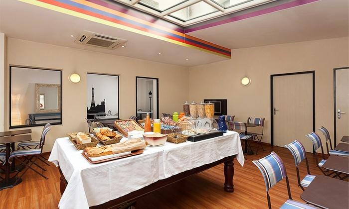 Comfort h tel paris lafayette paris ile de france for Hotel paris pour 2 heures