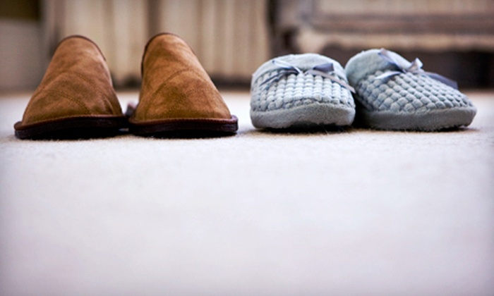 Sears Carpet & Upholstery Care Edmonton - edmonton: $44 for Carpet Cleaning for Three Rooms from Sears Carpet & Upholstery Care ($129 Value)