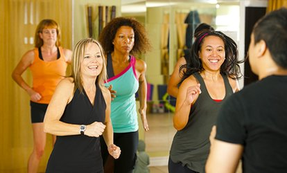 Five Dance or 10 Piloxercise and Zumba Classes for One or Two at Fitness Kings Dance Class (Up to 81% Off*)