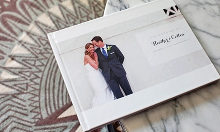 Mini Book or Hardcover Photo Book at Picaboo (Up to 68% Off). Four Options Available.