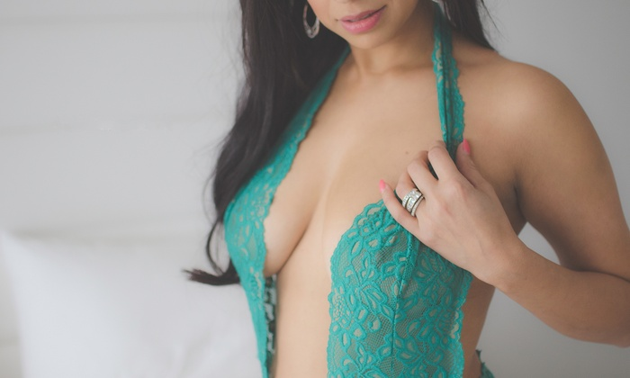 The Boudoir Room - Greater Greenspoint: $45 for a Boudoir Shoot with Unlimited Wardrobe Changes from The Boudoir Room ($200 Value)