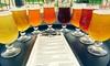 Bruz Beers - Midtown at Clear Creek: Tasting Flights for Two or Four at Bruz Beers (Up to 50%  Off)