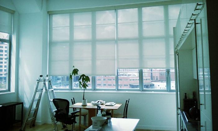 Prestigious Blinds - Manhattan: $99 for $300 Worth of Custom Window Treatments from Prestigious Blinds