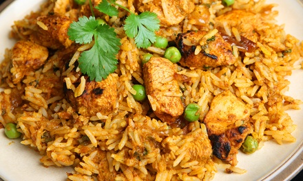 Indian Food at Paradise Biryani Pointe (Up to 50% Off). Three Options Available.