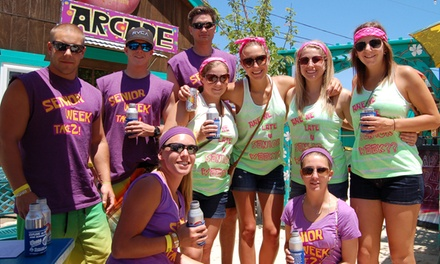 Dewey Beach Scavenger Hunt for Up to Eight on August 2 from Lindy Promotions (Up to 53% Off)