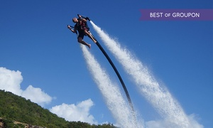 Jetlev Flyer UK: Water Jetpack Flying Experience With Jetlev-Flyer UK (Up to 12% Off)