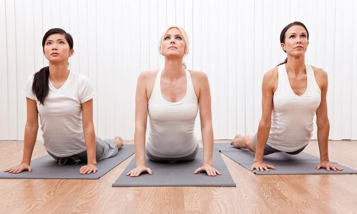 Yoga Company LLC - Virginia Beach: 10 or 20 Classes at Yoga Company LLC (Up to 66% Off)