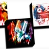 """12""""x12"""" Musicology Prints on Gallery-Wrapped Canvas"""