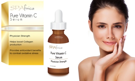SPAfrica Pure Vitamin C Serum (1 fl. oz.)