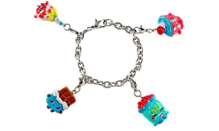 Kids Kins Interchangeable Charm Bracelet
