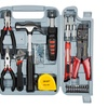 Stalwart 130-Piece Hand Tool Set with Carrying Case