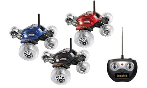 Blue Hat Toy Company Remote-Controlled Thunder Tumblers