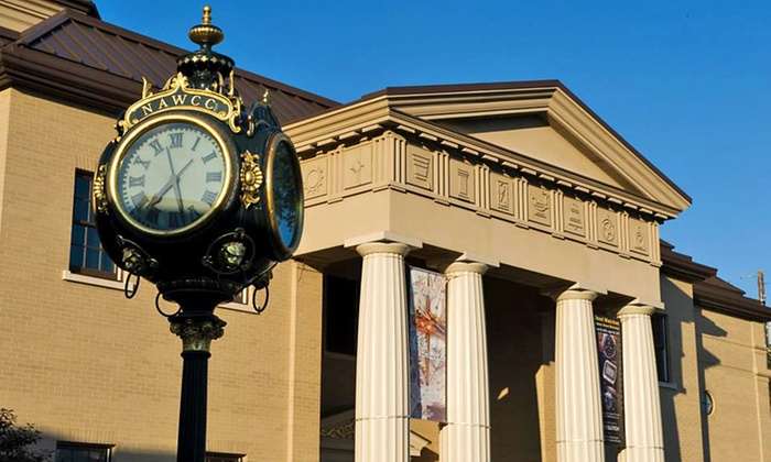 National Watch & Clock Museum - Columbia: Visit for Two or Four Adults or a Family to the National Watch & Clock Museum (Up to 53% Off)