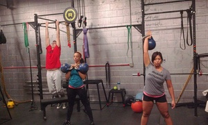 Michigan Kettlebells: One or Two Months of Unlimited Kettlebell Fitness Classes at Michigan Kettlebells (Up to 58% Off)