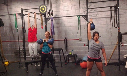 One or Two Months of Unlimited Kettlebell Fitness Classes at Michigan Kettlebells (Up to 61% Off)