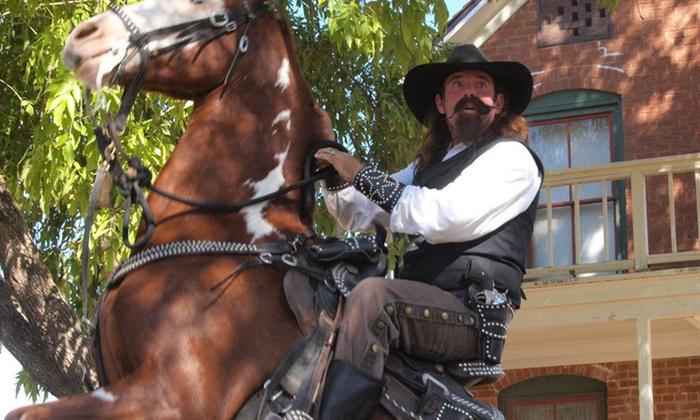Wild Western Festival - Sahuaro Ranch Park: Wild Western Festival for Two or Four at Sahuaro Ranch Park on October 23–25 (Up to 50% Off)