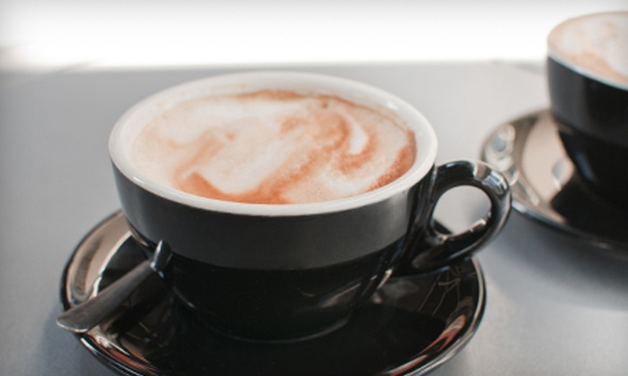 Kitanda - Downtown Redmond: $9.99 for a Punch Card for Five Organic Coffees or Teas at Kitanda (Up to $25.45 Total Value)