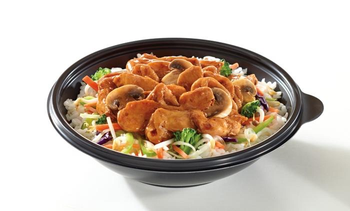 Teryaki Experience - Arcola East-North Side: C$10.25 for Two Teriyaki Rice Bowls at Teriyaki Experience (C$17.98 Value)