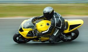 Ośrodek Sportów Motorowych Motopark: Od 19,99 zł: bilet open na Wyścigi Motocyklowe i Supermoto (-50%)